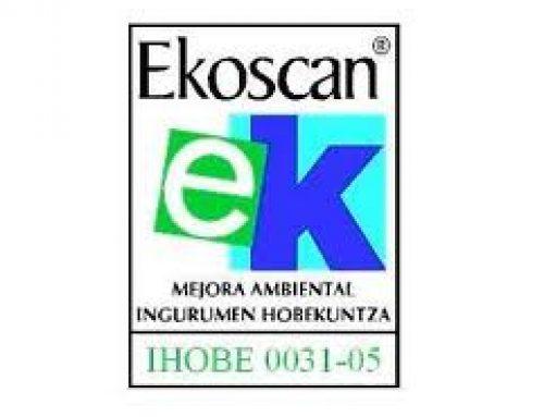 Certificación Ekoscan