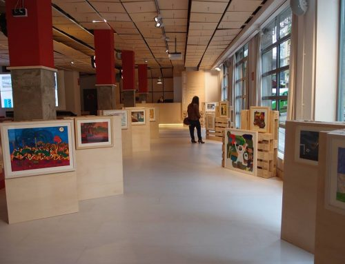 Exposición Ulises 2.0 en BEAZ