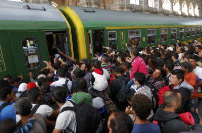 Marcha Refugiados Bilbao