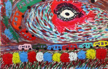 Mujer, inmigración, arte: lo invisible de lo invisible de lo invisible…